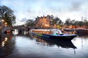 Amsterdam Pizza Cruise (39.00 EUR)