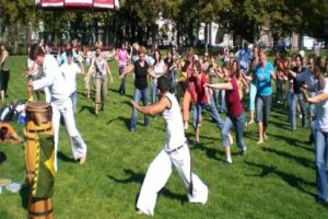 Capoeira workshop (200.00 EUR)