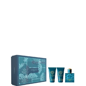 EROS MAN SET EAU DE TOILETTE + SHOWER GEL + AFTER SHAVE BALM (42.32 EUR)