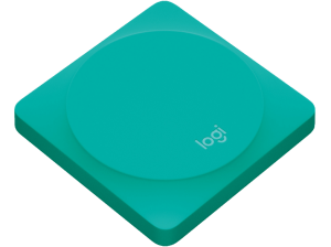 LOGITECH POP extra smart-knop Teal (18.87 EUR)