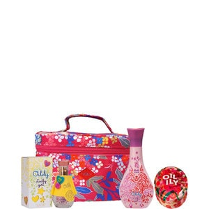 LUCKY GIRL EAU DE TOILETTE + BODY LOTION + ZEEP + BEAUTY CASE (35.90 EUR)