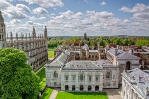 Minicruise naar Cambridge (109.00 EUR)