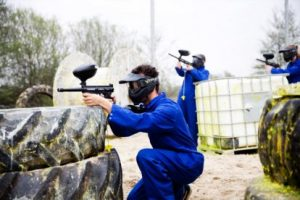 Outdoor paintballen (19.95 EUR)