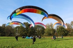 Paragliding Double Action (70.00 EUR)
