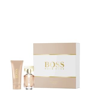 THE SCENT FOR HER GESCHENKSET EAU DE PARFUM + BODY LOTION (53.50 EUR)