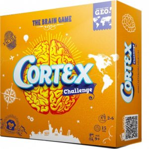 Captain Macaque bordspel Cortex Challenge GEO (10.95 EUR) 44.00% korting