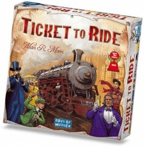 Days of Wonder bordspel Ticket to Ride USA (32.95 EUR) 28.00% korting