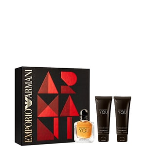 EMPORIO ARMANI STRONGER WITH YOU GESCHENKTSET (53.50 EUR)
