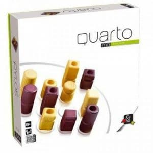 Gigamic Quarto Mini (17.90 EUR) 27.00% korting
