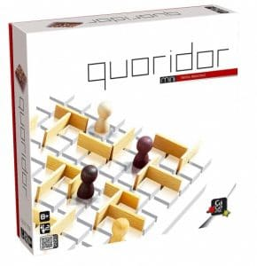 Gigamic Quoridor Mini (17.45 EUR) 35.00% korting