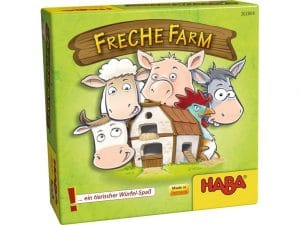 Haba strategiespel Freche Farm (DU) (6.45 EUR) 35.00% korting