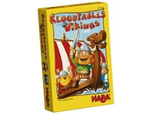 Haba strategiespel Redoutables Vikings (FR) (14.50 EUR) 50.00% korting