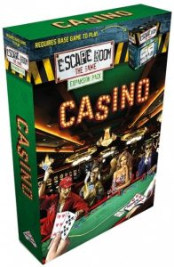 Identity Games Escape Room Casino uitbreidingsset (7.90 EUR) 39.00% korting