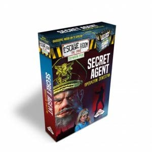 Identity Games Escape Room Secret Agent uitbreidingsset (7.45 EUR) 38.00% korting