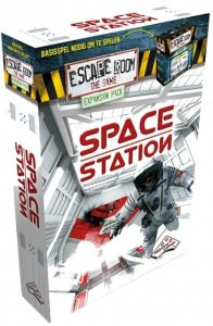 Identity Games Escape Room Space Station uitbreidingsset (6.95 EUR) 46.00% korting