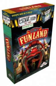 Identity Games Escape Room Welcome to Funland uitbreidingsset (7.45 EUR) 47.00% korting