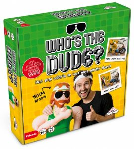 Identity Games Who's the Dude? gezelschapsspel (18.90 EUR) 27.00% korting