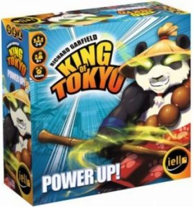 Iello uitbreiding King of Tokyo: Power Up (14.85 EUR) 35.00% korting