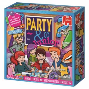 Jumbo Party & Co Junior gezelschapsspel (14.90 EUR) 25.00% korting