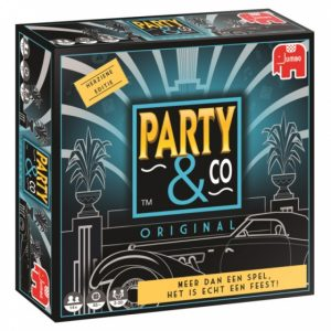Jumbo Party & Co Original gezelschapsspel (19.90 EUR) 17.00% korting