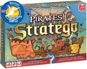 Jumbo Stratego Pirates! (24.85 EUR) 27.00% korting
