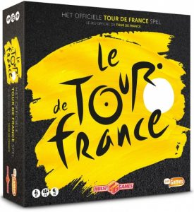Just Games Le Tour de France bordspel (27.90 EUR) 28.00% korting
