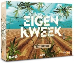 Just Games bordspel Eigen Kweek (16.95 EUR) 43.00% korting