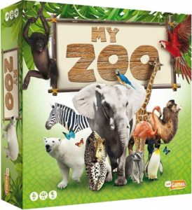 Just Games gezelschapsspel My Zoo (18.90 EUR) 37.00% korting
