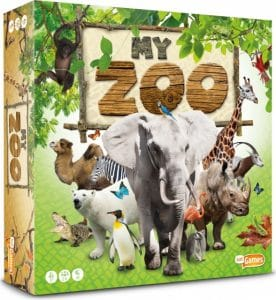 Just2play gezelschapsspel My Zoo 153 delig (19.05 EUR) 28.00% korting