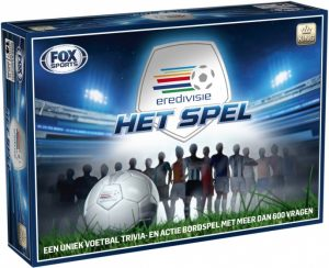 King bordspel Het Eredivsie Spel (FOX Sports) (15.90 EUR) 36.00% korting