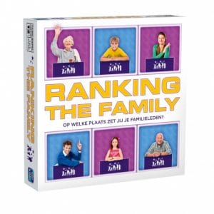 King familiespel Ranking The Family (16.55 EUR) 28.00% korting