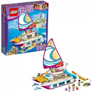 LEGO 41317 Friends: Sunshine Catamaran (41317) ( 62.60 EUR)