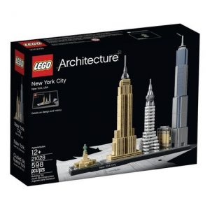 LEGO Architecture: New York (21028) ( 47.25 EUR)
