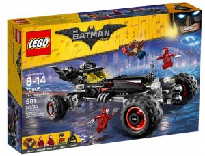 LEGO Batman: Batmobile (70905) ( 61.75 EUR)
