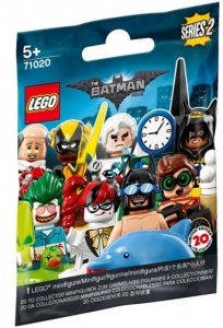 LEGO Batman: minifiguur in verrassingszakje (71020) ( 3.90 EUR)
