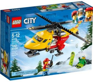 LEGO City: Ambulanceheli (60179) ( 16.90 EUR)