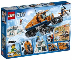 LEGO City: Arctic poolonderzoekstruck (60194) ( 49.45 EUR)