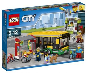 LEGO City: Busstation (60154) ( 37.75 EUR)