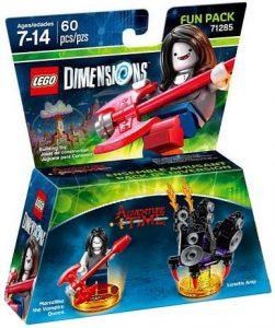 LEGO Dimensions: Fun Pack W7 Adventure Time (71285) ( 14.50 EUR)