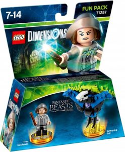LEGO Dimensions: Fun Pack W7 Fantastic Beasts (71257) ( 14.95 EUR)