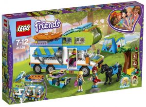 LEGO Friends: Camper (41339) ( 52.95 EUR)