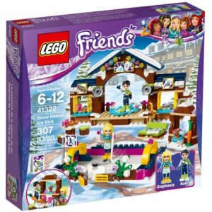 LEGO Friends: IJsbaan (41322) ( 25.90 EUR)