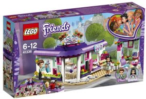 LEGO Friends: Kunstcafé (41336) ( 25.90 EUR)