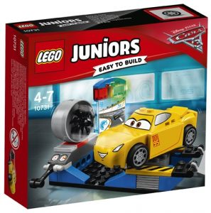 LEGO Juniors: Disney Cars 3 Cruz race simulator (10731) ( 8.50 EUR)