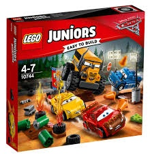 LEGO Juniors: Disney Cars 3 Thunder Hollow 8 Race (10744) ( 33.50 EUR)