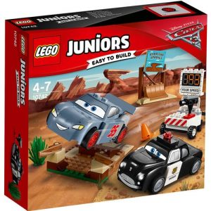 LEGO Juniors: Disney Cars 3 Willy's Butte snelheidstraining (10742) ( 15.95 EUR)