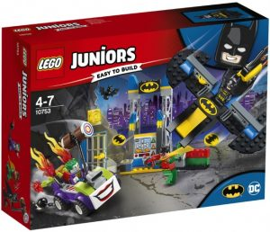 LEGO Juniors: The Joker Batgrot aanval (10753) ( 24.90 EUR)