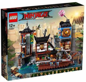 LEGO Ninjago: City haven (70657) ( 239.95 EUR)