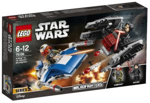 LEGO Star Wars: A Wing (75196) ( 17.95 EUR)
