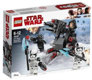 LEGO Star Wars: Battle Pack (75197) ( 15.95 EUR)